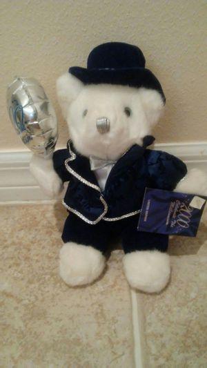 2000 graduation bear