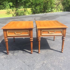 Broyhill Side Tables