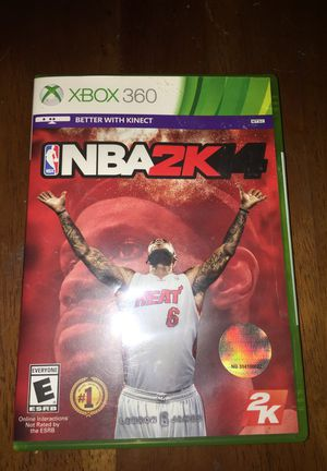 NBA2k14 Xbox360