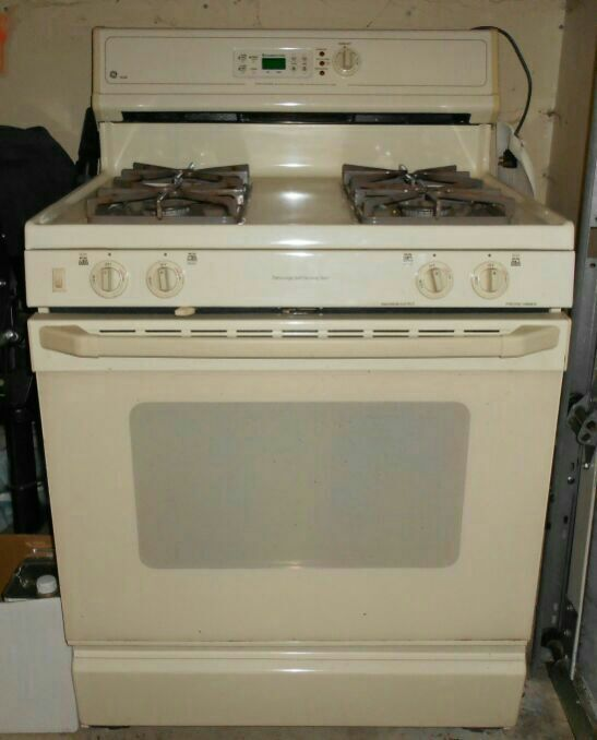 GE XL44 30 freestanding gas range price reduced from 150 To 7500