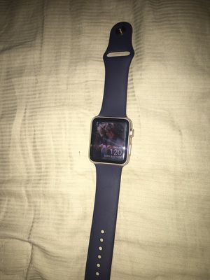 Apple Watch 42mm - Gold / Navy