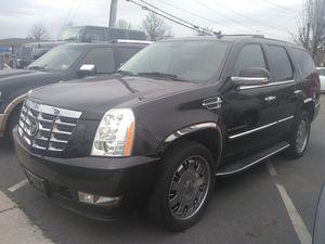 2009 Cadillac Escalade 4WD