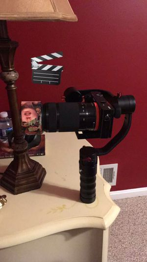 Beholder Gimbal stabilizer DS1