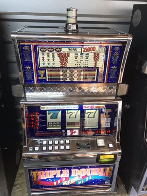 slot machines parts 4 sale general in pomona ca offerup triple double red white blue slot machine publicscrutiny Image collections