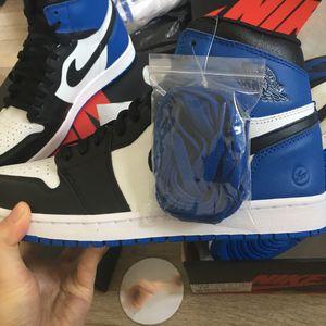 Unauthorized UA Nike Air Jordan 1 Fragment size 8-13 available!