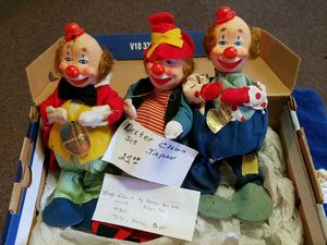 Dexter Clown Set - Japan