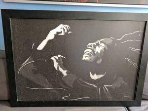 BOB MARLEY Reggae Painting