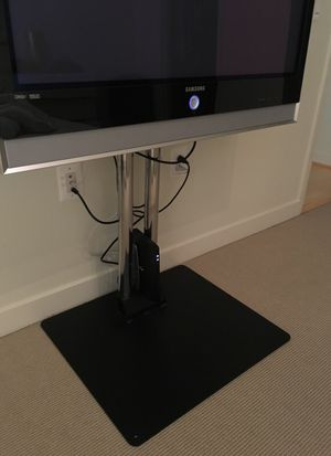 Tv stand. Will hold any flat screen tv