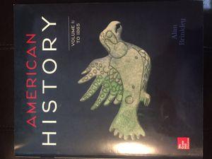 American History for sale  Tulsa, OK