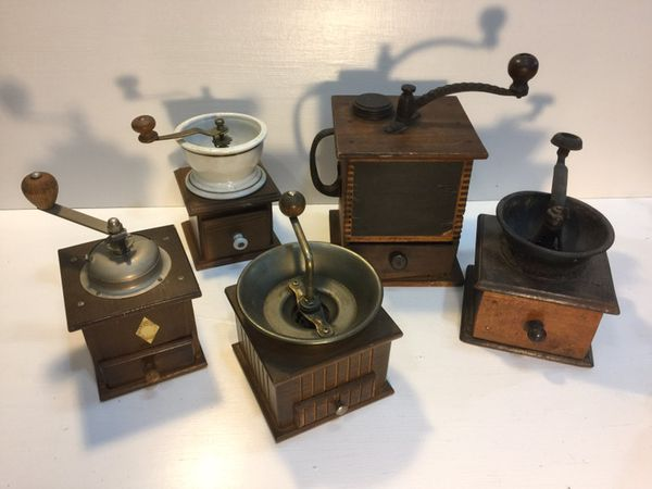 Coffee Grinder Of 1920 ~ Antique coffee grinders s collectibles in san