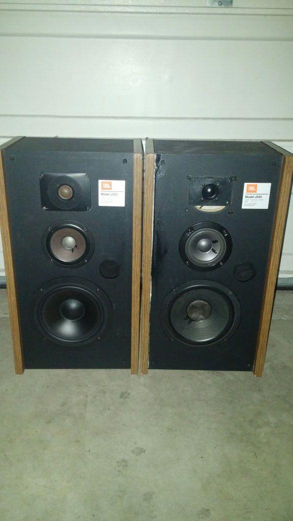 vintage jbl speakers. vintage jbl j320 speakers vintage jbl speakers