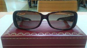 Cartier womens vintage sunglasses