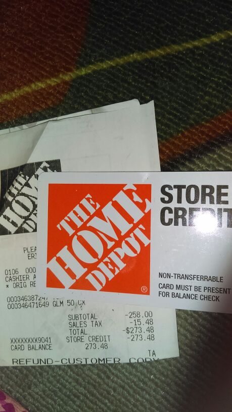 Home depot store credit tools machinery in us offerup for 0 home depot credit card