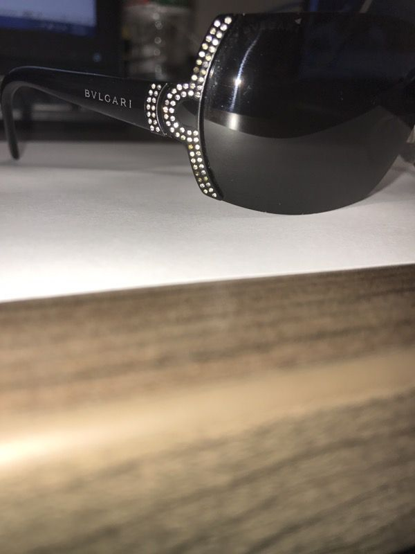 BVLGARI sunglasses gently used