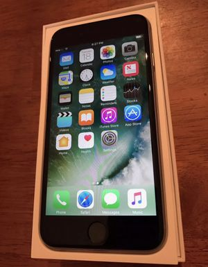 Apple iPhone 6s 128GB Space Gray unlocked|Don't have the box anymore