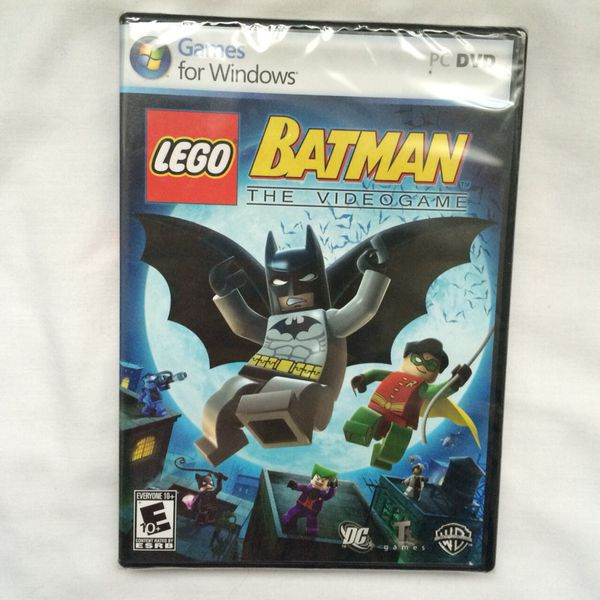 Lego Batman PC Video Game (Video Games) in San Francisco, CA