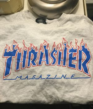 THRASHER shirt / Zumiez medium