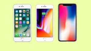 iPhone 7, 7+, 8, 8+, X SEE DESCRIPTION
