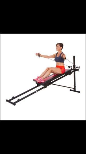 Total gym 1100 sports equipment