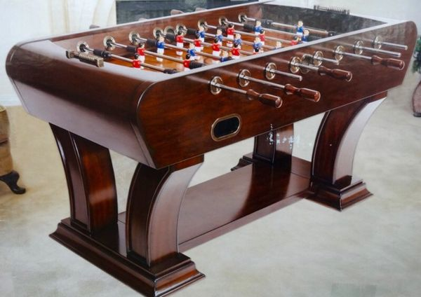 Costco Solid Wood Foosball Table Sports Amp Outdoors In