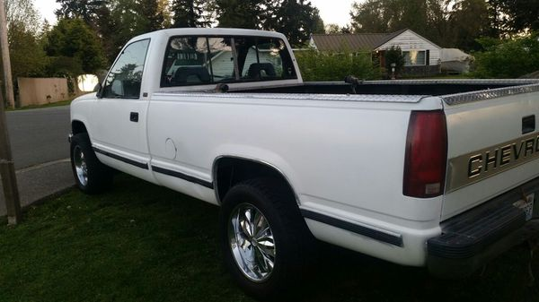 92 Chevy Pickup Cars Amp Trucks In Federal Way Wa Offerup