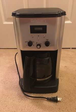Cuisinart 12-Cup Programable Coffee Maker