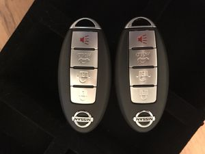 Car keys/car remotes/nissan keys/jeep keys/infinati keys/key fob/smart keys/smart prox