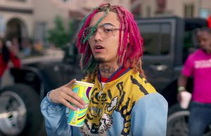 VIP PILL WATER BK-OS LIL PUMP EXCLUSIVE