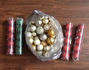 Set of 88 Christmas Tree Bulbs