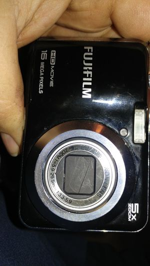 Fujifilm HD movie 16 megapixels camera