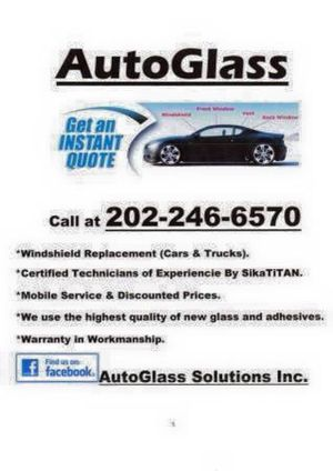 AutoGlass Replacement