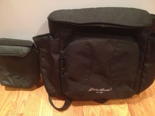 eddie bauer backpack diaper bag cooler bag baby kids. Black Bedroom Furniture Sets. Home Design Ideas