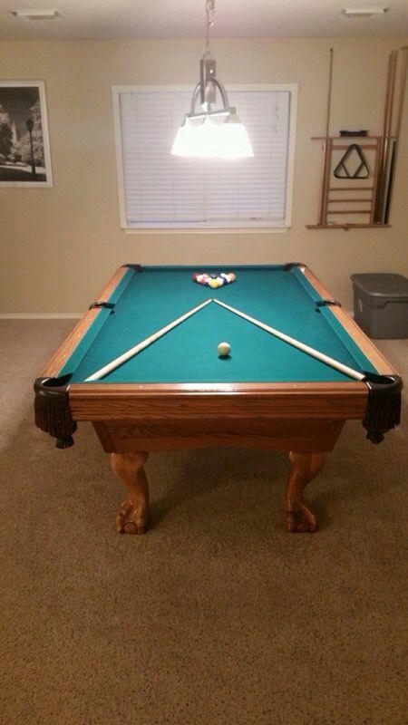 leisure bay pool table (furniture) in schertz, tx - offerup