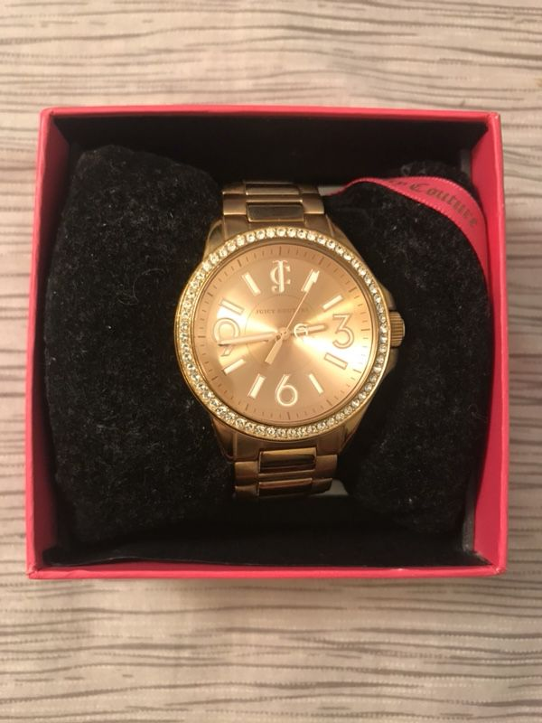 Juicy Couture rose gold watch Jewelry Accessories in New York