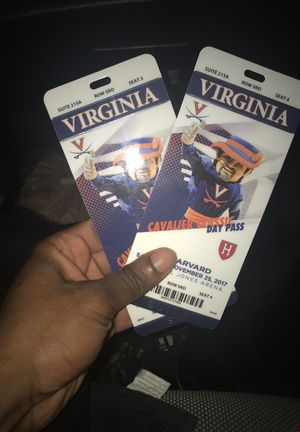 Two vip uva women basketball game tickets $80 a piece