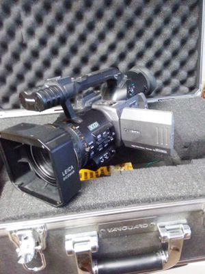 Panasonic 3 CCD professional. Recorder