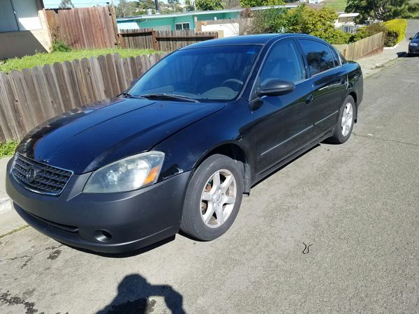 2005 Nissan Altima ****automatic 4 cylinder (Cars & Trucks) in ...