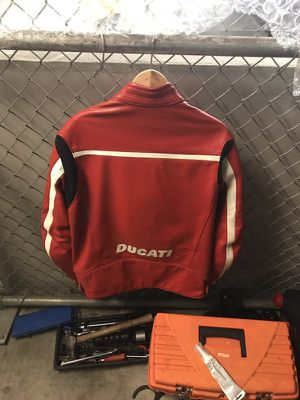 Dainese leather jacket 54 euro