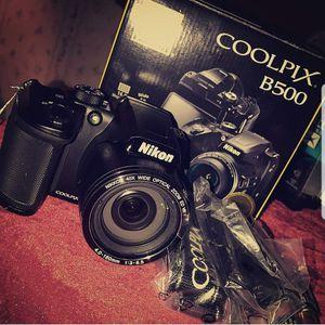 Nikon coolpix B500-Black