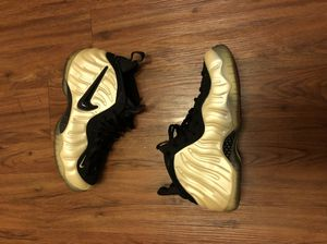 Air Foamposite Pro - OG Pearl White Size 11