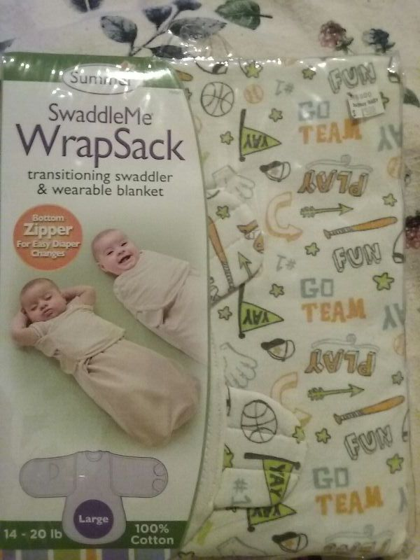 New Swaddleme Wrapsack Baby Amp Kids In Chicago Il Offerup