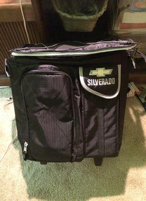 Rolling Silverado cooler