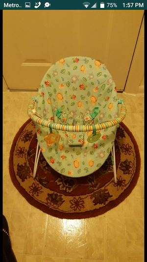 Graco Green Baby bouncer
