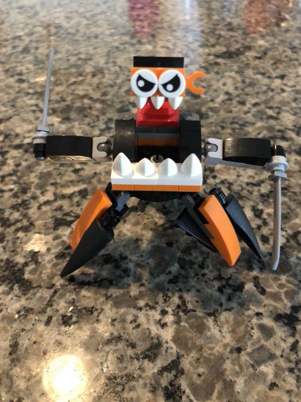 Lego Mixel (Spinza) (Games & Toys) in Apollo Beach, FL