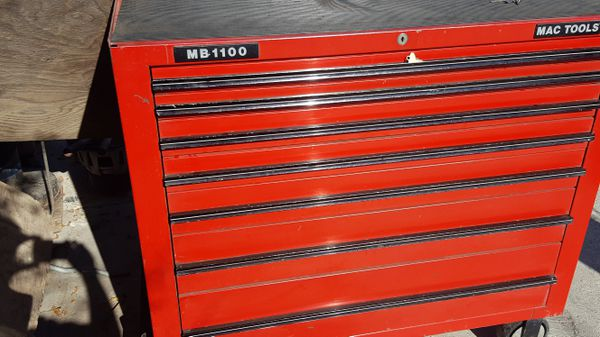 Real MAC tool boxes? - The Garage Journal Board