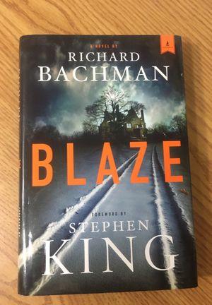Stephen King Blaze