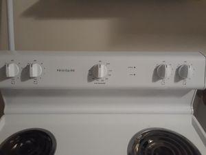 Frigidaire electric stove