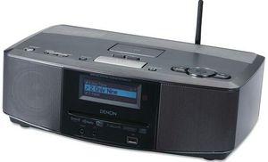Denon wireless network CD system s-52