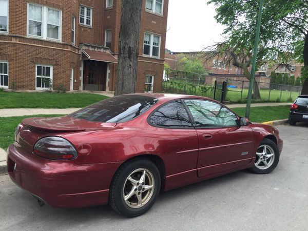2000 pontiac grand prix gtp supercharged 3800 cars trucks in chicago il offerup. Black Bedroom Furniture Sets. Home Design Ideas