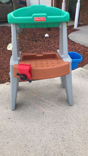Fisher Price Tool Bench